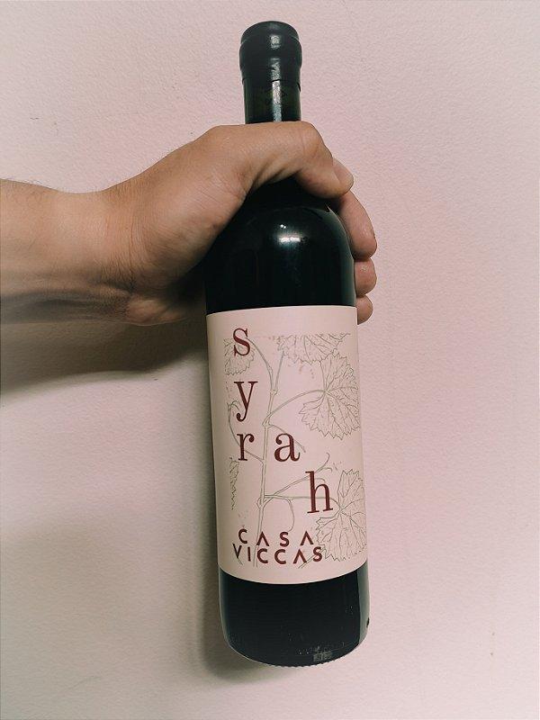 Syrah Casa Viccas - 2020