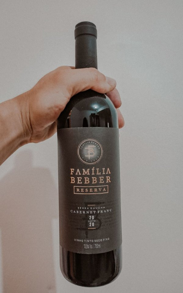 Família Bebber Cabernet Franc - 2020