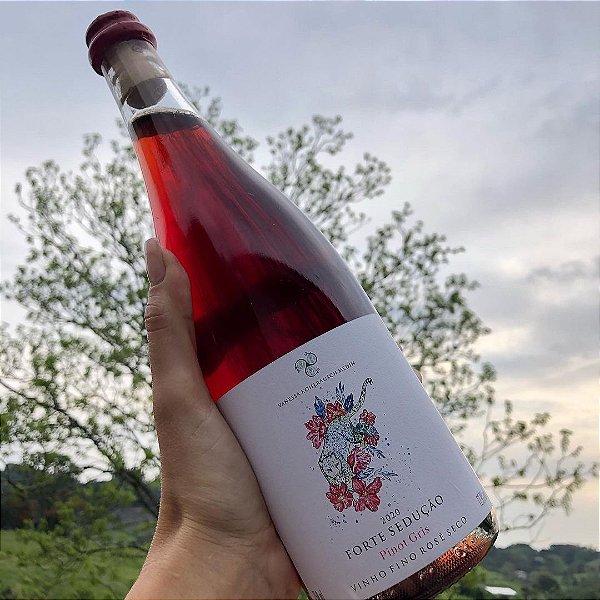Vanessa Kohlrausch Medin Forte Sedução Rosé 2020 750ml