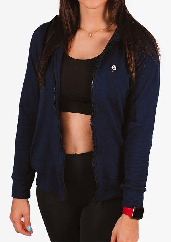 Jaqueta esportiva marinho