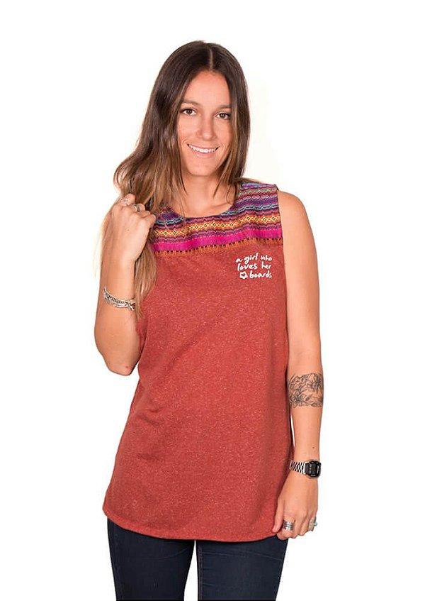 Regatão tribal girls Loveboard