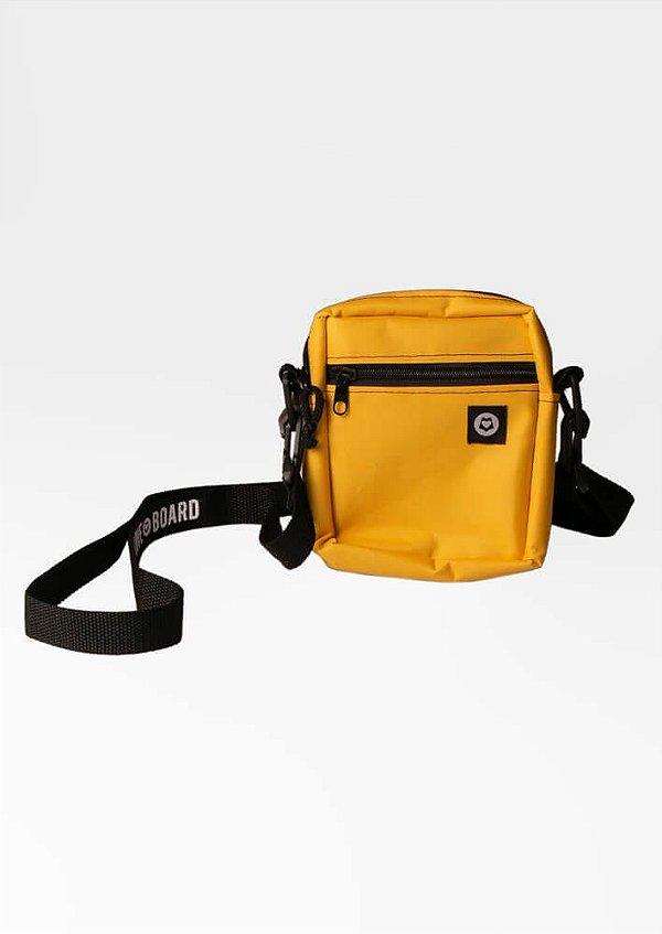Bolsa shoulder bag amarela