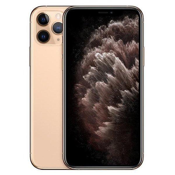 iPhone 11 Pro Dourado 512GB Novo, Desbloqueado com 1 Ano de Garantia - TBQF4XYA9
