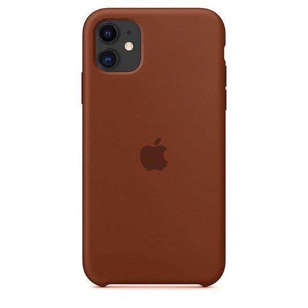 Case Capinha Chocolate para iPhone 11 de Silicone - V50Y1ZPBC