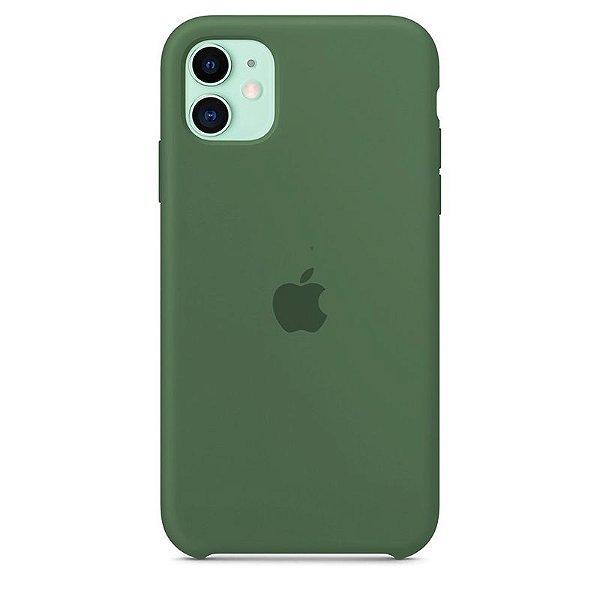 Case Capinha Verde Pacífico para iPhone 11 de Silicone - S2UTHA4UU