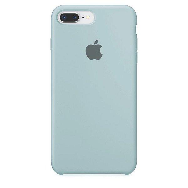 Case Capinha Azul Céu para iPhone 7 Plus e 8 Plus de Silicone - 3HDIJHDQJ