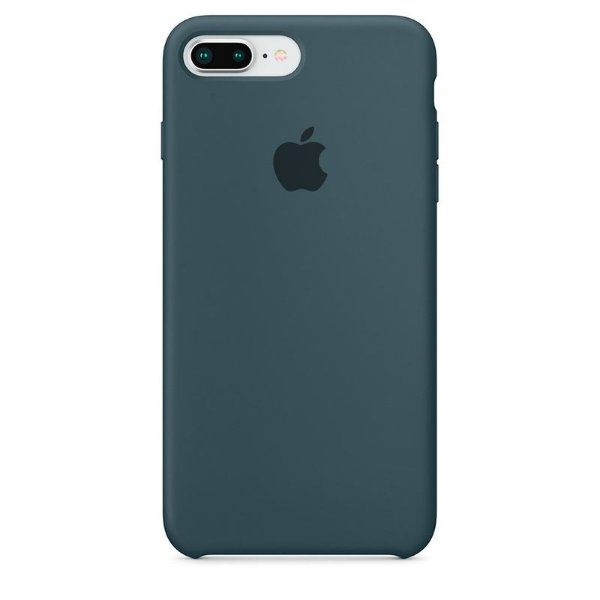 Case Capinha Azul Horizonte para iPhone 7 Plus e 8 Plus de Silicone - NNZXPRHV1