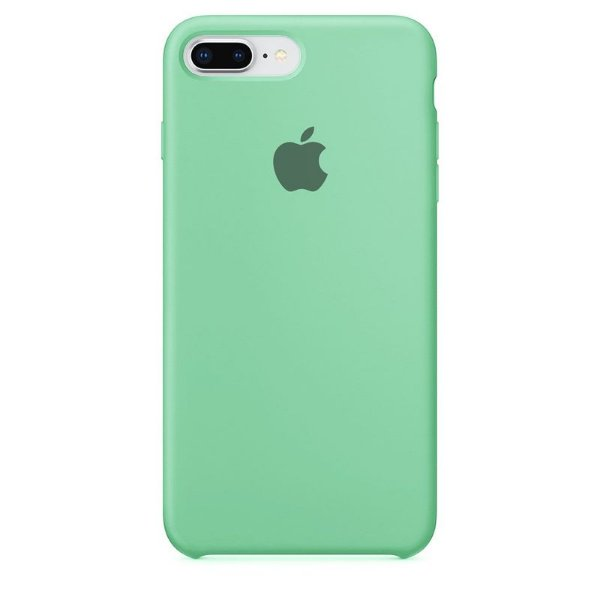 Case Capinha Azul Tiffany para iPhone 7 Plus e 8 Plus de Silicone - 0FY6PA244