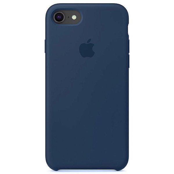 Case Capinha Azul Horizonte para iPhone 7, 8 e SE 2º Geração de Silicone - 4141J8E0K