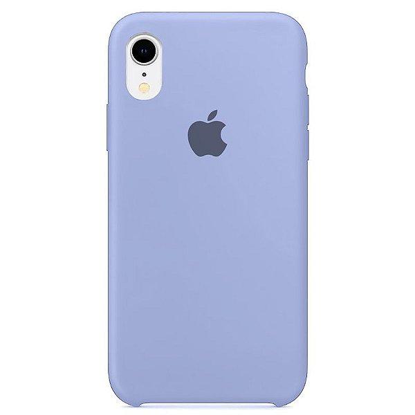 Case Capinha Azul Bebê para iPhone XR de Silicone - U1JQ8PWR8