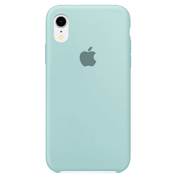 Case Capinha Azul Céu para iPhone XR de Silicone - XBMQZV15W