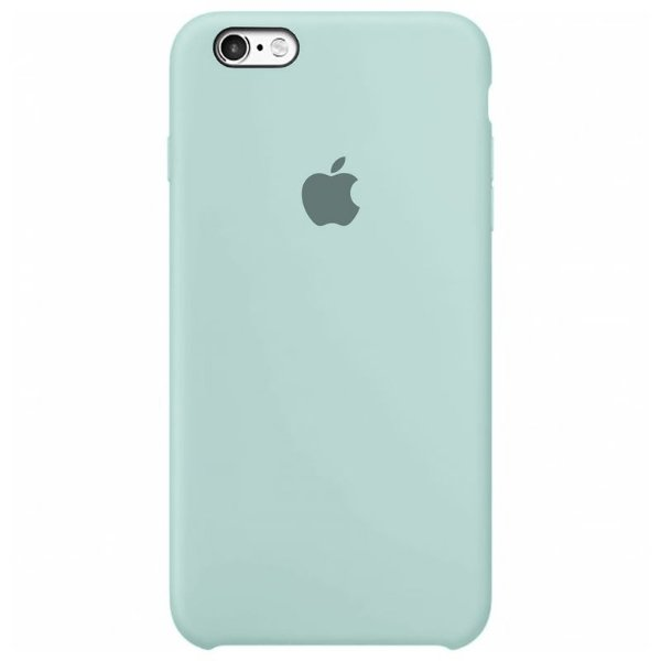 Case Capinha Azul Céu para iPhone 6 e 6s de Silicone - CVTGI34ZY