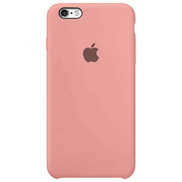 Case Capinha Rosa Chiclete para iPhone 6 e 6s de Silicone - XHAGS49ZG