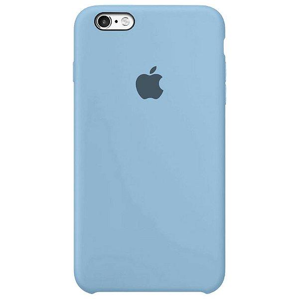Case Capinha Azul Caribe para iPhone 6 Plus e 6s Plus de Silicone - N3KFMFKGX
