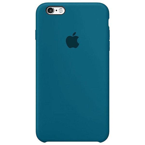 Case Capinha Azul Holandês para iPhone 6 Plus e 6s Plus de Silicone - LVS3LBGH1