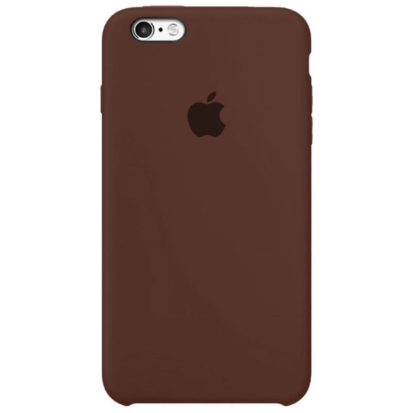 Case Capinha Chocolate para iPhone 6 Plus e 6s Plus de Silicone - G56G06YUK