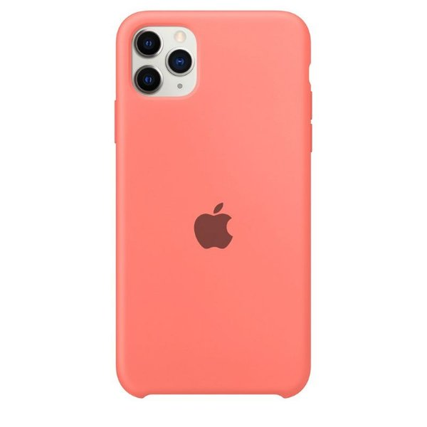 Case Capinha Rosa Flamingo para iPhone 11 Pro de Silicone - W9FTDQMTE