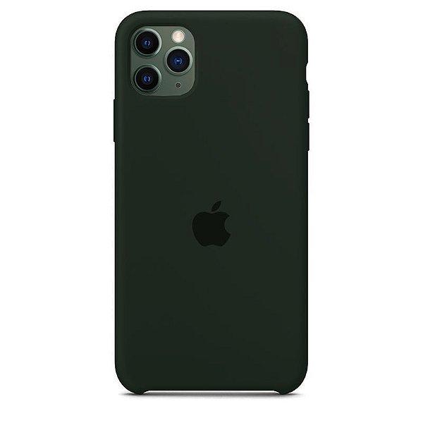Case Capinha Verde Floresta para iPhone 11 Pro de Silicone - 6CDE13CL2