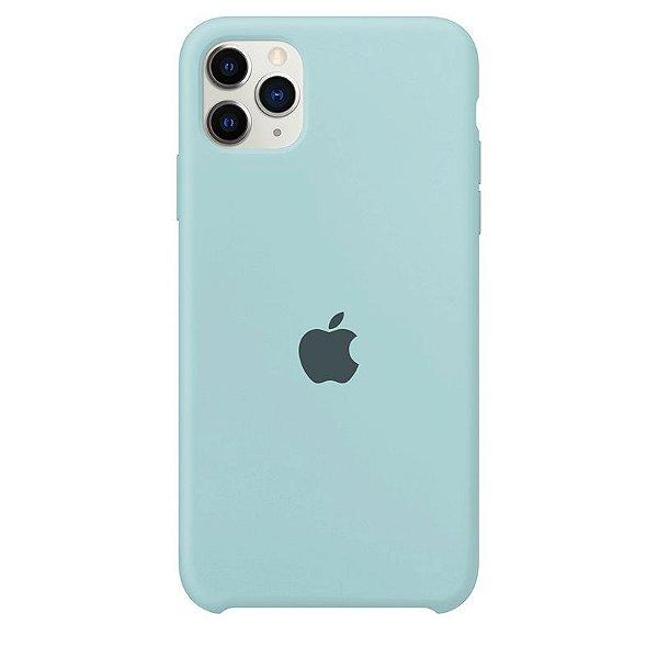 Case Capinha Azul Céu para iPhone 11 Pro Max de Silicone - RW1XP2PEJ