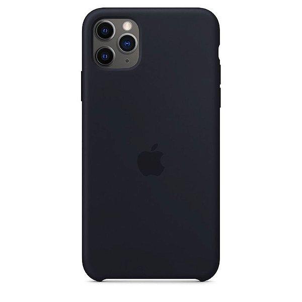 Case Capinha Azul Cobalto para iPhone 11 Pro Max de Silicone - YCRNEMD5I