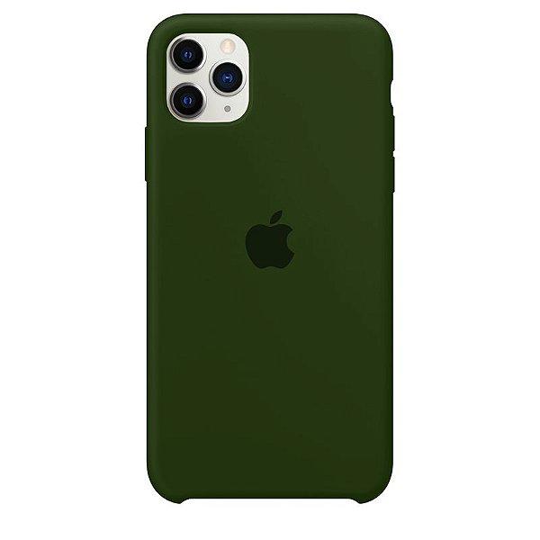 Case Capinha Verde Bandeira para iPhone 11 Pro Max de Silicone - LPHXD4QWQ