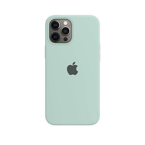 Case Capinha Azul Céu para iPhone 12 Pro Max de Silicone - L1UBXIFU4