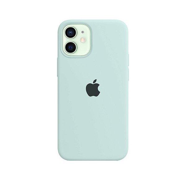 Case Capinha Azul Céu para iPhone 12 Mini de Silicone - ZR7HTFJ49