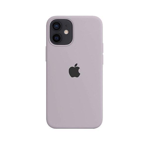Case Capinha Cinza Concreto para iPhone 12 Mini de Silicone - N29YE0T9Z