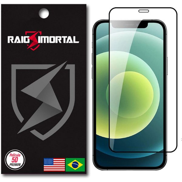 Película Raio Imortal 5D Premium para iPhone XR - GVI5739KY