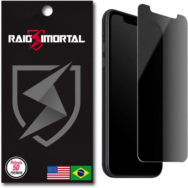 Película de Privacidade 5D Raio Imortal para iPhone 8 - 251HX5LS9