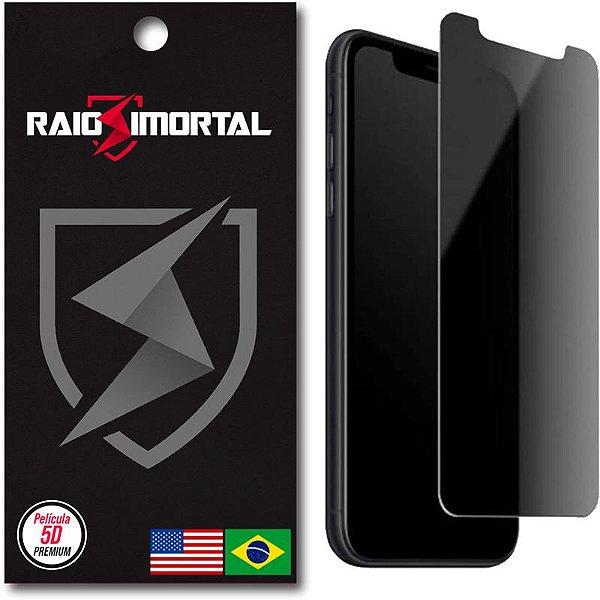 Película de Privacidade 5D Raio Imortal para iPhone 11 - ZBXMUXS14