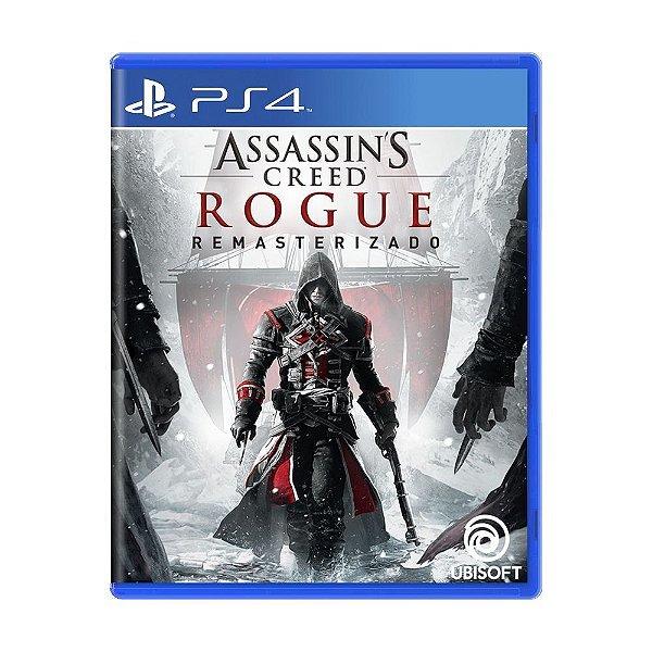 ASSASSINS CREED ROGUE PS4