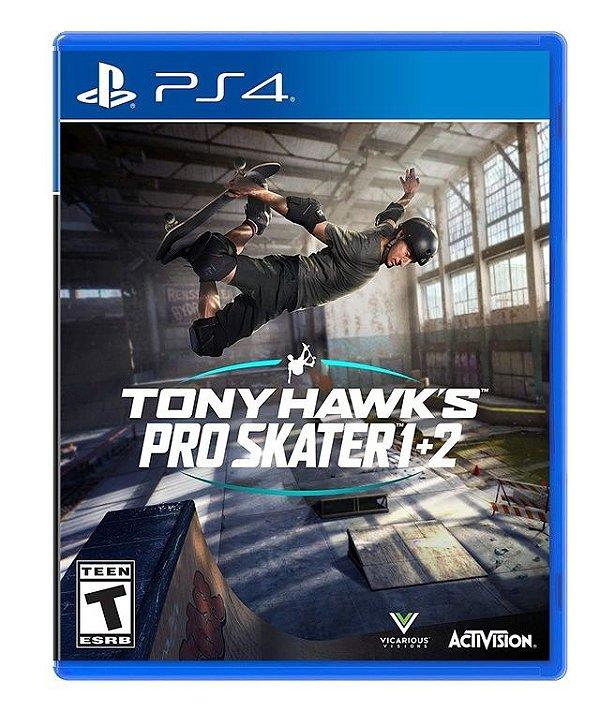 TONY HAWK'S 1+2 PS4