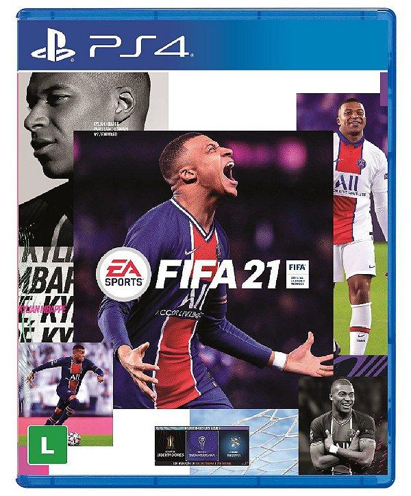 FIFA 21 PS4 USADO