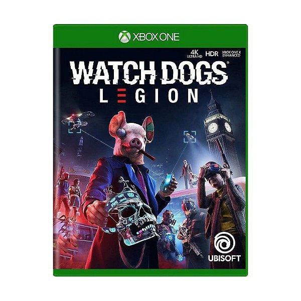 WATCH DOGS LEGION XONE USADO
