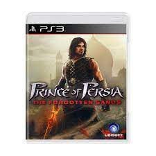 PRINCE OF PERSIA THE FORGOTTEN  SANDS PS3 USADO