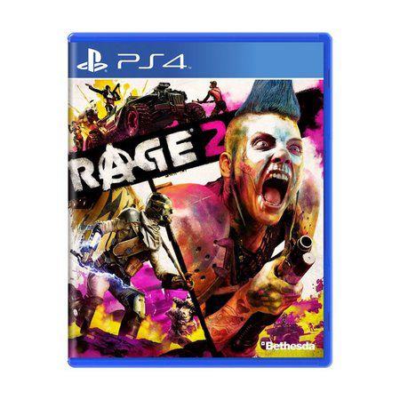 RAGE 2 PS4 USADO