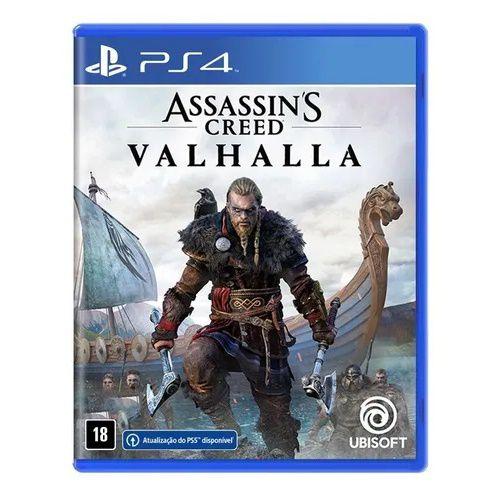 ASSASSINS CREED VALHALLA PS4 USADO