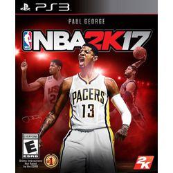 NBA 2K17 PS3 USADO