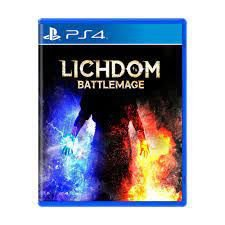 LICHDOM BATTLEMAGE PS4 USADO