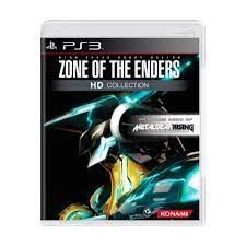 ZONE OF THE ENDERS HD COLLECTION PS3 USADO