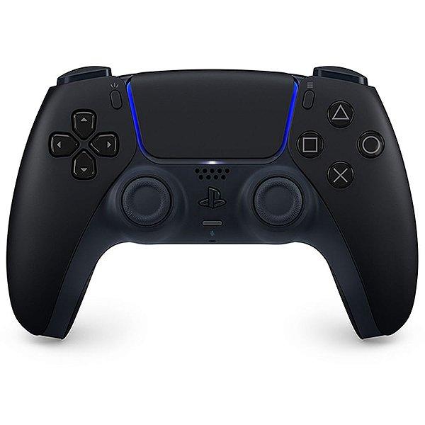 CONTROLE DUALSENSE MIDNIGHT BLACK PS5