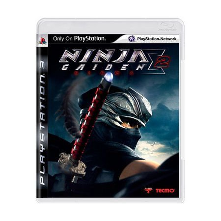 NINJA GAIDEN 2 PS3 USADO