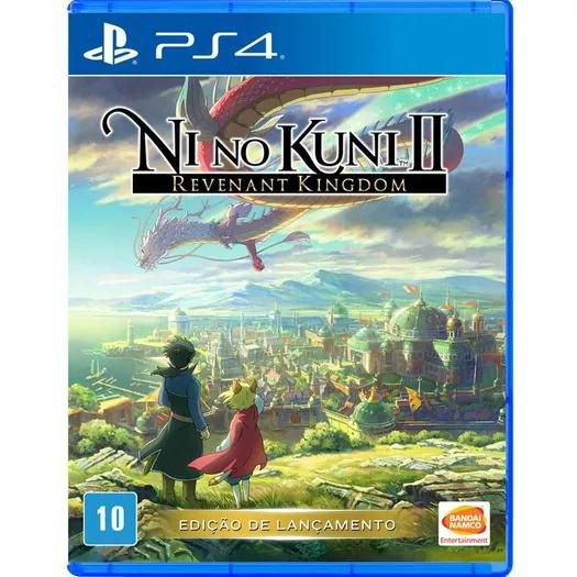 NI NO KUNI II REVENANT KINGDOM - PS4 USADO