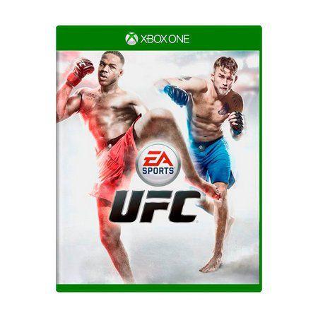 UFC XBOX ONE USADO