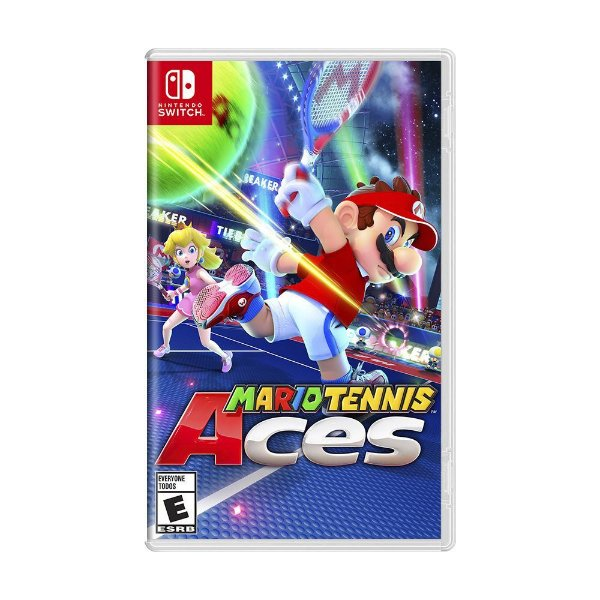 MARIO TENNIS ACES SWITCH USADO