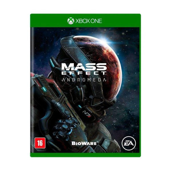 MASS EFFECT ANDROMEDA XBOX ONE USADO