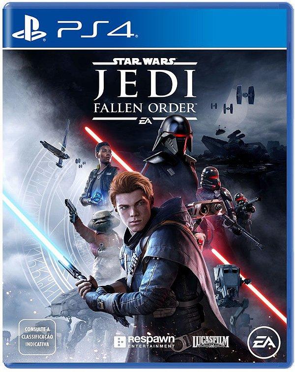STAR WARS JEDI FALLEN ORDER PS4 USADO