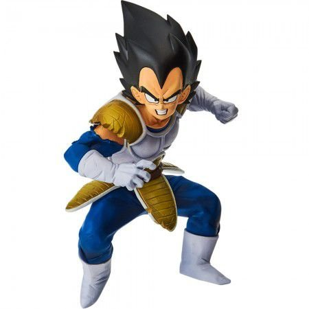 FIGURA BANPRESTO DRAGON BALL Z WORLD FIGURE COLOSSEUM VEGETA