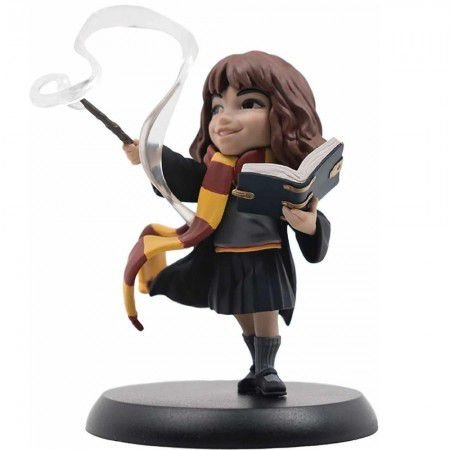 FIGURA QFIG HARRY POTTER HERMIONE GRANGER FIRST SPELL